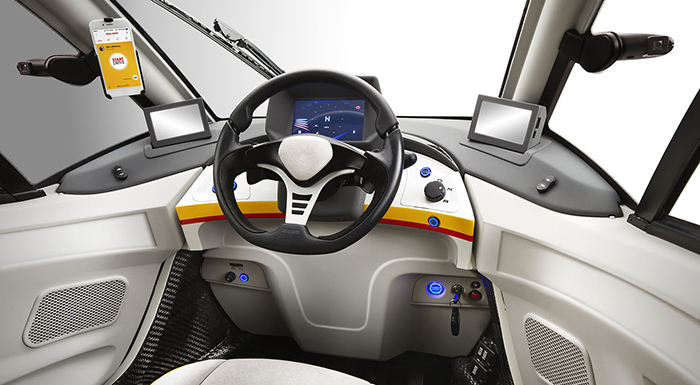 Shell Takes the Wraps Off Its Ultra Energy Efficient Concept Car
