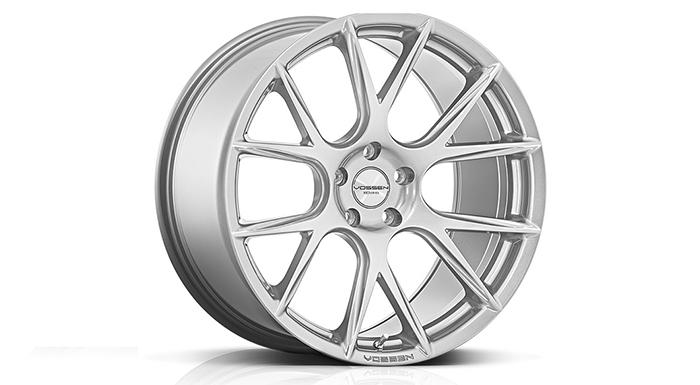 Vossen Rolls Out New VFS-6 Wheel