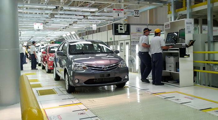 Toyota Opens New Engine Production Facility in Brazil