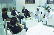 Varga and Kenda strengthen collaboration with UAE drift team at Automechanika