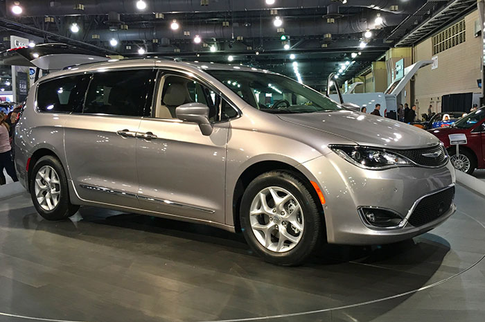 FCA Selects Kumho Tires as OE for Pathbreaking Minivan