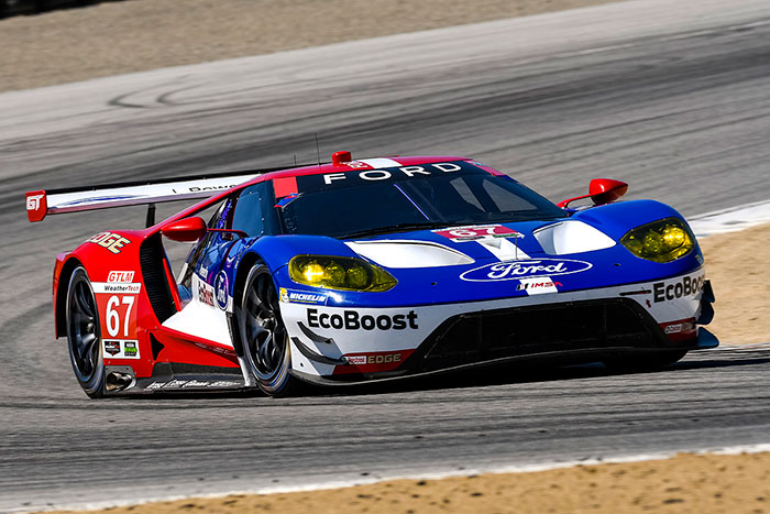 Ford Produces Video Series on Ford GT