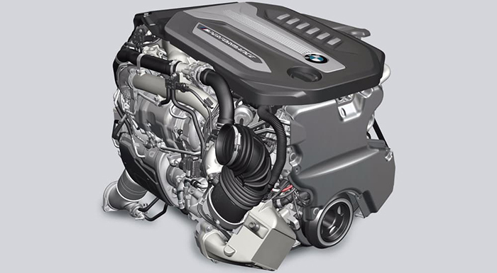 Four Turbochargers Arrive in BMW Diesel