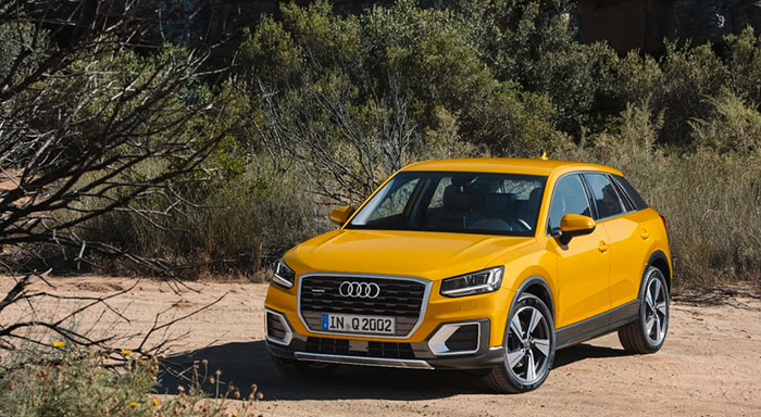 Audi Develops Anti-Allergen Air Filter that Enables Easy Breathing