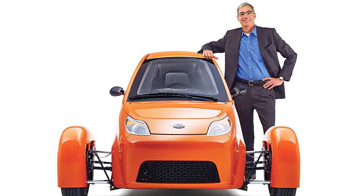 Elio and Linamar Partner on Engine Plan