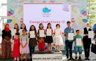 Toyota Dream Car Art Contest Gets Double Response in 2016