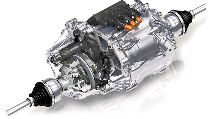 GKN Presents Electric AWD Tech on Global Vehicle Platform