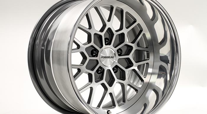 Forgeline Gives Drivers a Taste of Old School Motoring with Heritage Series TA3 Wheel