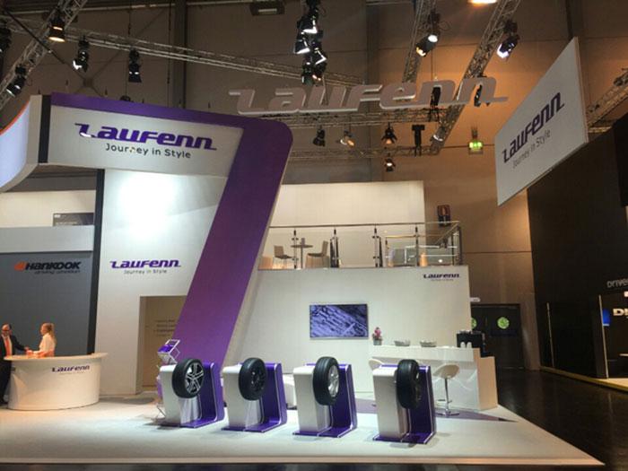 Hankook Expands Global Presence of Laufenn