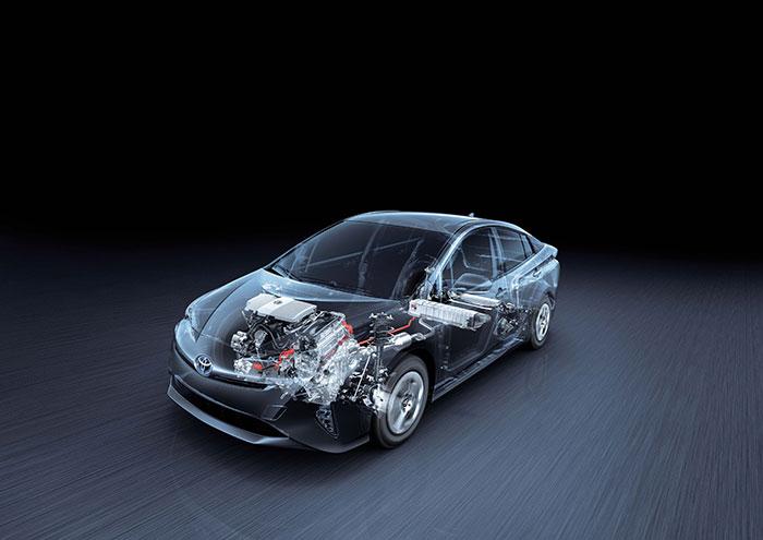 Toyota Crosses 9 Million Units for Hybrid Sales