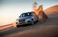 First editions of the Bentley Bentayga arrive in the Middle East
