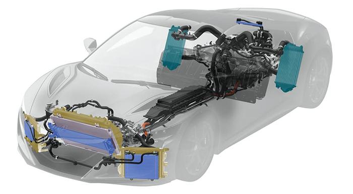 Honda Unveils the Secret Behind NSX Aero Package