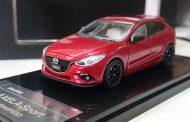 Mazda Crosses 5 Million Mark for Mazda 3