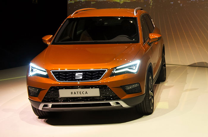 Seat Selects Falken Tires as OE for First SUV
