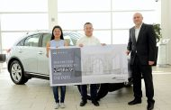 Family Wins Full Value of their Infiniti Car through Arabian Automobiles Promotion