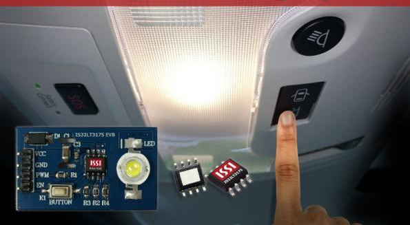 Integrated Silicon's LED Driver Aims at Automotive Interior Lighting