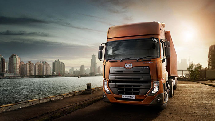 UD Trucks and Rolaco Trading and Contracting Holding Unveil New Heavy Duty Truck Range in Saudi