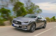 Infiniti Set to Launch Q30 in the Middle East