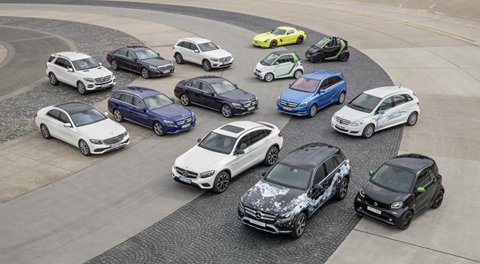 Daimler Mulls Investment on Green Powertrain Techs