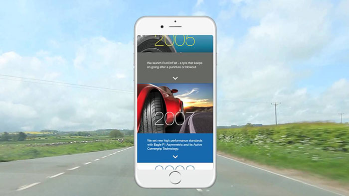 Goodyear Debuts New App for Tire Industry Professionals