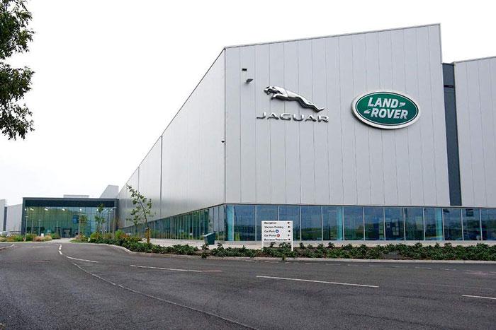 Jaguar Land Rover Opens First Factory Outside UK