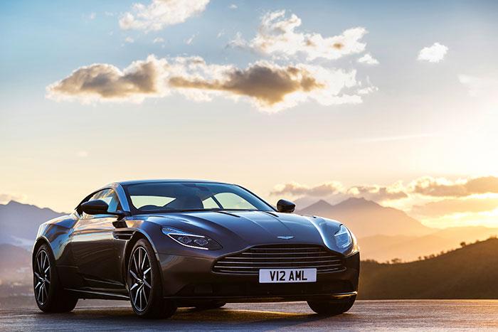 Aston Martin DB11 Wins Car Design Award 2016