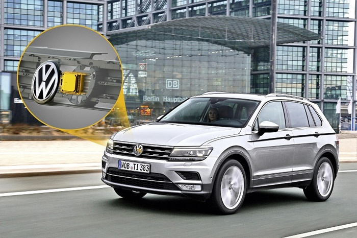 Conti's ARS 410 Arrives in New VW Tiguan