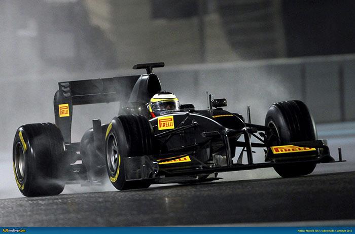 Pirelli Renews Formula One Deal till 2019