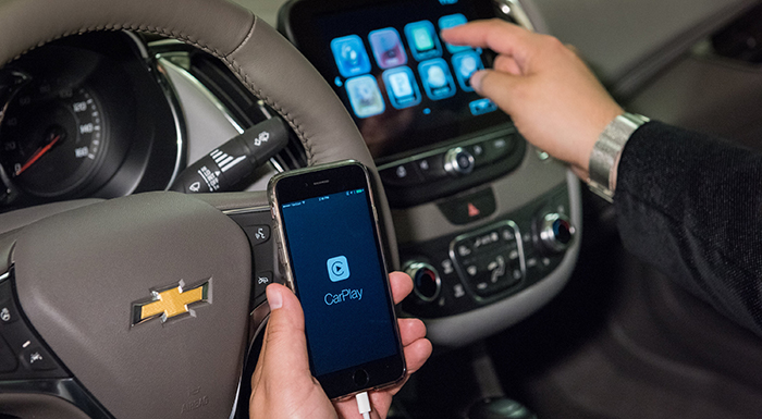 Chevrolet Drivers in UAE Can Now Enjoy Apple CarPlay