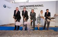 BMW Breaks Ground for New Factory in Mexico
