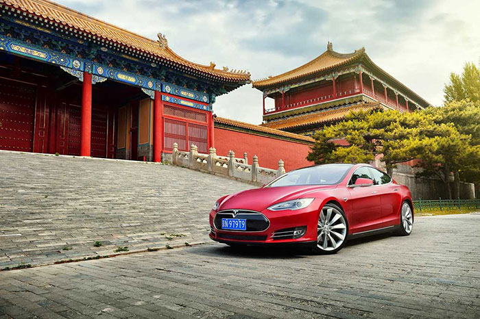 Tesla Planning New Factory in China