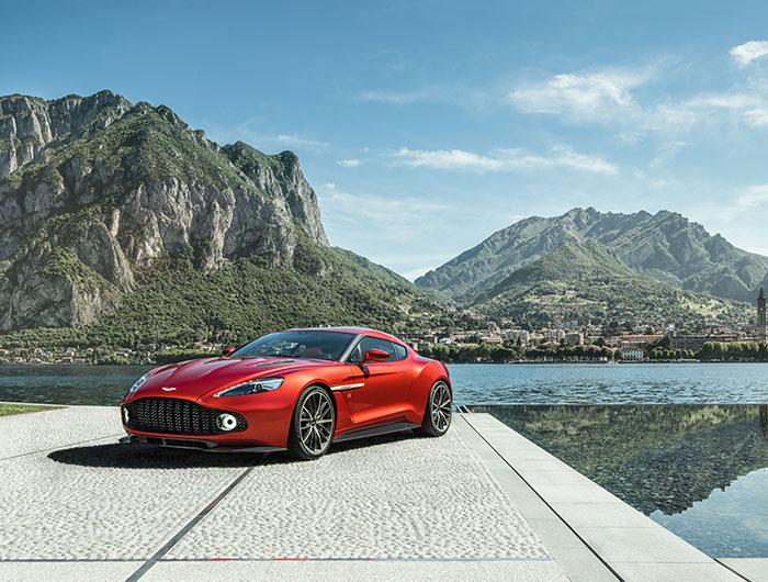 Aston Martin Debuts Limited Edition Zagato