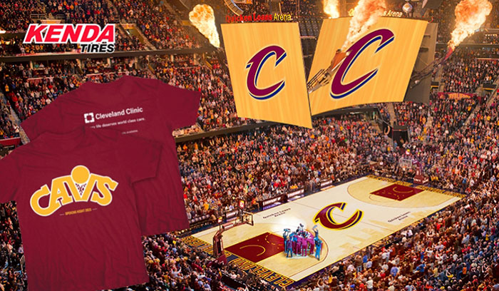 Kenda Elevates Sports Marketing to New Heights with Cavaliers Championship