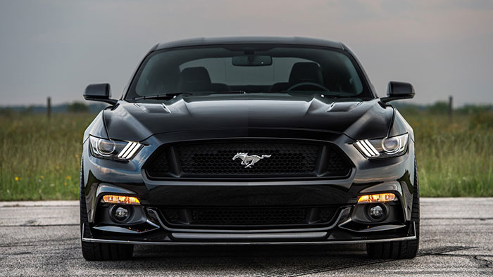 Hennessey Gives Mustang Powerful Makeover for 25th Anniversary Edition HPE800