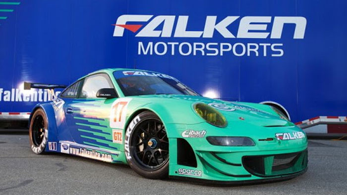 Falken Gives Fans Chance to be Part of Motorsports Team