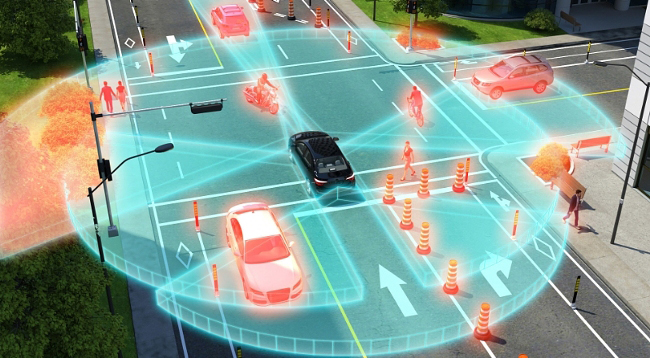 LeddarTech Debuts Solid-State LiDARIC Roadmap for Autonomous Driving
