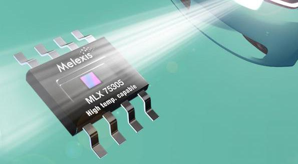 Melexis' Sensor ICs to Track Automotive Laser Front Lights