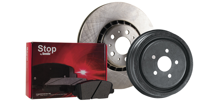 Bendix Brakes Launches Improved 'Stop by Bendix' Automotive Brake Product Line