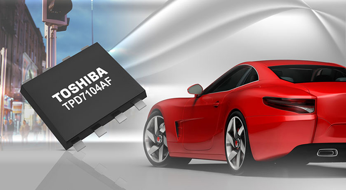 Toshiba's Gate Driver Chip Prevents Incoming Reverse Current