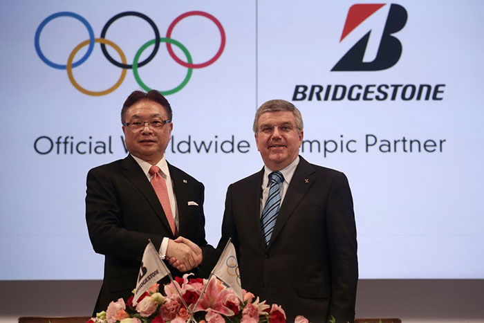Bridgestone to Use Rio Olympics to Showcase CSR credentials