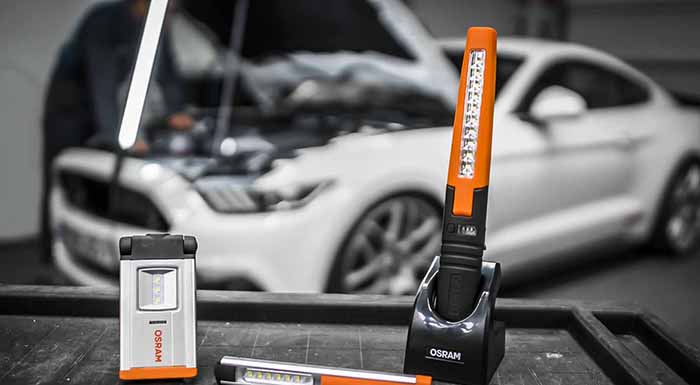 Osram Unveils New LED Inspection Lamps