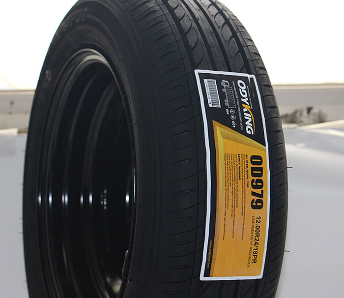 QR CODES FOR TIRES WILL MAKE TIRE LABELLING OBSOLETE