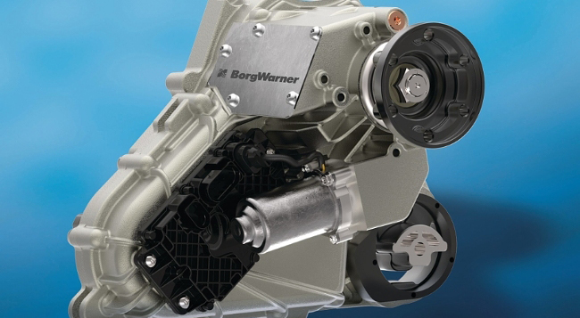 Jaguar Vehicles to Get On-demand Transfer Case from BorgWarner