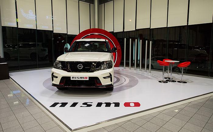 Nissan Chooses Middle East For Debut Of Nismo Showroom Corner