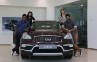 Al Masaood Automobiles Holds Photography Contest to promote Infiniti QX50