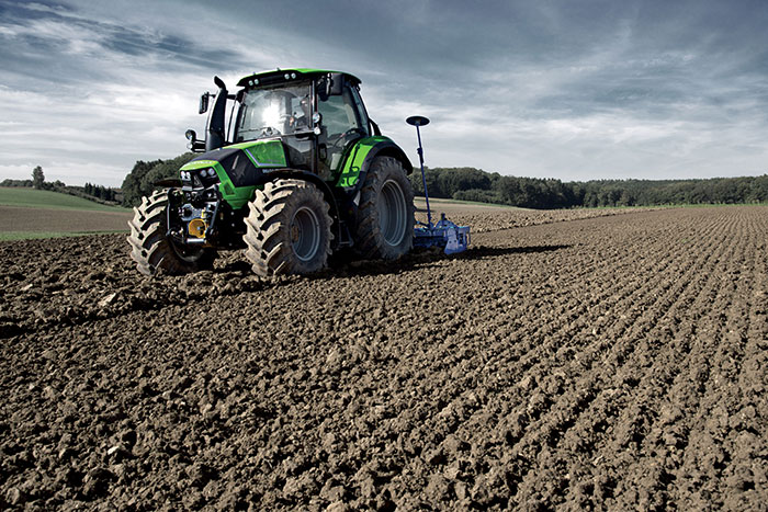 BKT Plays Key Role in Launch of Deutz-Fahr Tractors