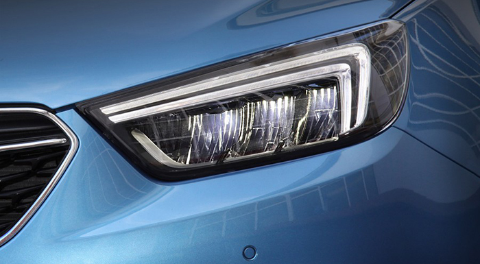 Opel Rolls Out New Adaptive LED Headlamps