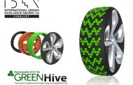 "Nexen Wins Red Dot Design Award for ""Green Hive"" Tire"