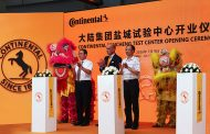 Continental Opens China Test Center