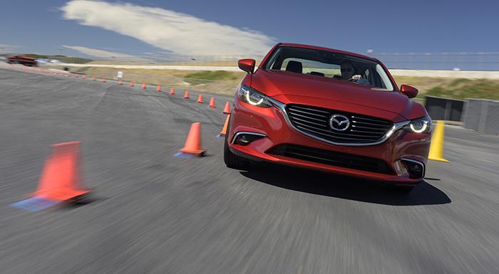 Mazda Unveils SKYACTIV-VEHICLE DYNAMICS Technologies
